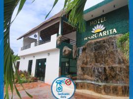 Hotel Margarita Bacalar, hotel en Bacalar