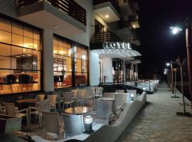 Grand Hotel Pogradec, отель в городе Поградец