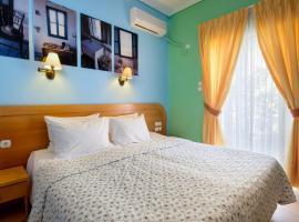 Hotel Segas, hotel in Loutraki