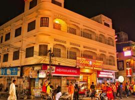 Gobind Bhawan Heritage Hotel, hotel en Haridwar