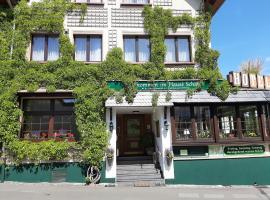 Hotel-Restaurant Schäfer, hotel near Nuerburgring, Schuld