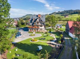 Willa Pod Kozińcem, hotel near Koziniec Ski Lifts, Czarna Góra