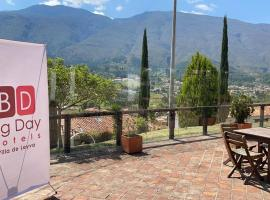 Big Day Hotels - Villa de Leyva, hotel in Villa de Leyva