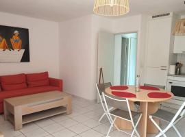 Appartement fonctionnel hauteurs de Collioure, hotel in Collioure