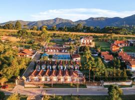Hotel Portal das Videiras, hotel em Monte Verde
