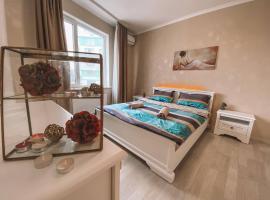 Luxury Sky Apartment, apartment in Chişinău