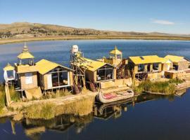 Amalia Titicaca Lodge, lodge in Puno
