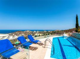 Villa Diana Crete, hotel with pools in Heraklio Town