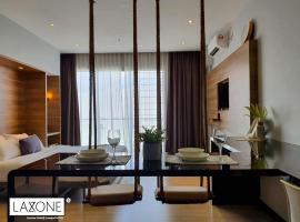Aeropod Sovo Studio - Laxzone Suite, apartment in Kota Kinabalu