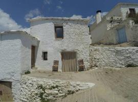 La Gitana.Vistas Mulhacen y Veleta., casa o chalet en Capileira