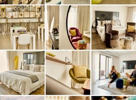 DysArt Boutique Hotel, hotel in Cape Town