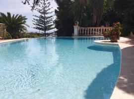 Villa Silhouette Cap d'Ail, hotel near Chapiteau of Monaco, Cap d'Ail