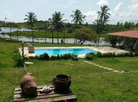 Um paraíso em Paracuru, pet-friendly hotel in Paracuru
