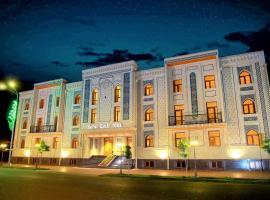 Emirkhan Hotel, hotel en Samarcanda