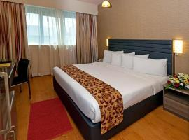 Central Paris Hotel, Baniyas Square, hotel in Old Dubai, Dubai