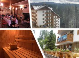 Nevada Aparthotel, serviced apartment in Pamporovo