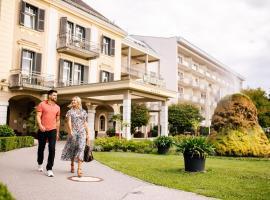 Hotel Warmbaderhof, Hotel in der Nähe von: Adler-Flugschau Burg Landskron, Villach