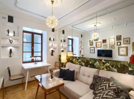 ackselhaus & blue Home, boutique hotel in Berlin