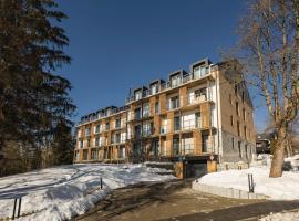 ARIETES MARMONT Resort, hotel v blízkosti zaujímavosti AquaCity Poprad (Tatranská Štrba)