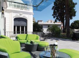 Villa Garbo, boutique hotel in Cannes