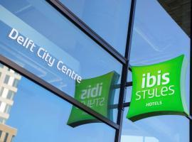 ibis Styles Delft City Centre, hotel dicht bij: Prinsenhof, Delft