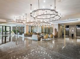 Aber Al Takhassusi, hotel em Riyadh