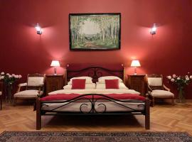 Small Luxury Palace Residence, hotel in Prague
