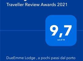 """""""DueEmme Lodge"""" , a pochi passi dal porto, appartamento a Livorno"""