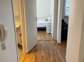 New 2 bedrooms apartement City center, lejlighed i Malmø