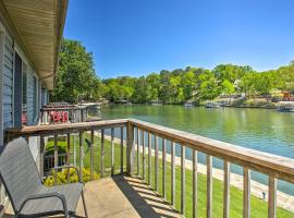 Quaint Hot Springs Condo on Lake Hamilton!, apartment in Hot Springs