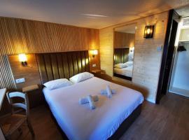 The Originals Access, Hôtel Foix (P'tit Dej-Hotel)、フォワのホテル
