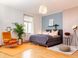 Kaßberg Apartment im Retro-Stil / Netflix & WIFI, Hotel in der Nähe von: Villa Esche, Chemnitz