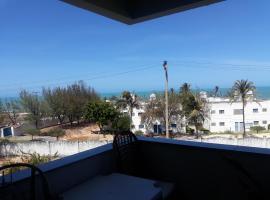 PortoVentura, apartment in Canoa Quebrada