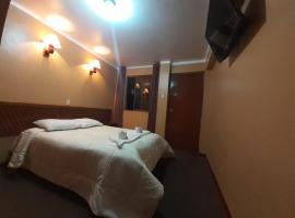 Hotel mirador alpamayo, hotel in Huaraz