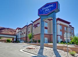 Hampton Inn Moab, hotel in Moab