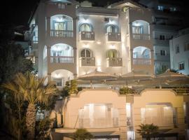 Hotel Serxhio, отель в Саранде