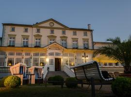 Hotel Meereswelle - Anno 1875, Hotel in Ahlbeck