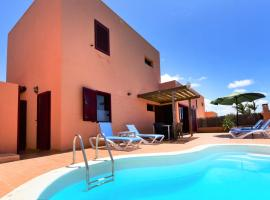 FUERTEVENTURA SOL DELUXE VILLAS, vacation home in La Oliva