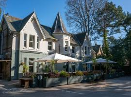 The Pavilion Arms, B&B in Bournemouth