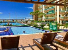 VG FUN PRAIA DO FUTURO, hotel with jacuzzis in Fortaleza