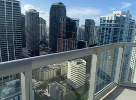 Luxury Brickell Apartment 2/1.5, luxury hotel in Miami