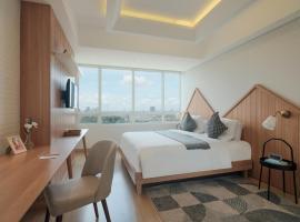 Fika Rooms, hôtel à Tangerang près de: Aéroport international de Jakarta Soekarno-Hatta - CGK