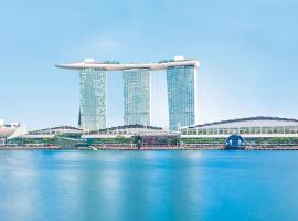 Marina Bay Sands (SG Clean), hotell i Singapore