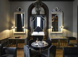 Helvetia&Bristol Firenze – Starhotels Collezione, hotel cerca de Iglesia de Ognissanti, Florencia