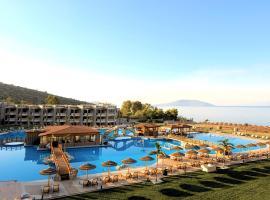 Kandia's Castle Resort & Thalasso Nafplio, hotel in Kandia