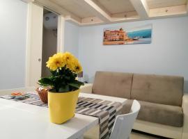 Domus Flò, beach hotel in Santa Maria di Castellabate