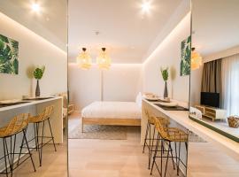 Biador Apartments, hotel a Nymphaea Aquapark környékén Nagyváradon