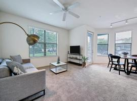 Viagem Bright & Relaxing 2BR with Pool & Gym, apartment in Tampa