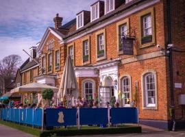 Kings Hotel, hotel near Notley Abbey, Stokenchurch