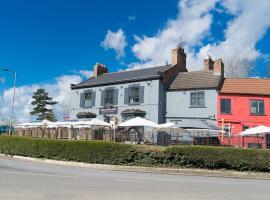 Grantham Arms, hotel near Newby Hall, Boroughbridge